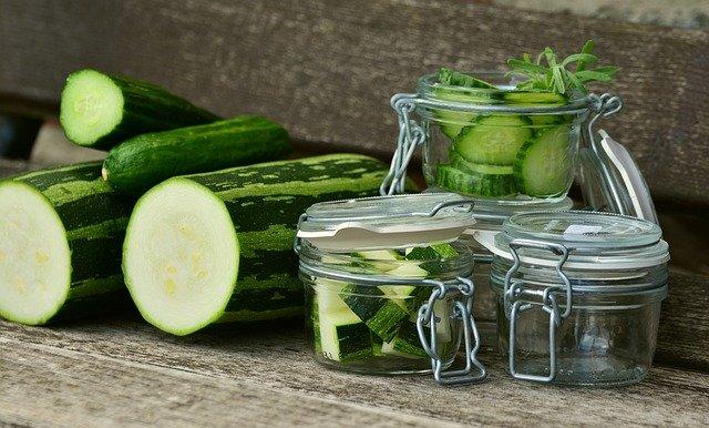 Zucchini einlegen italienisch